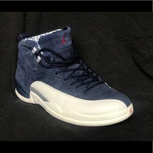 a009da29c1852a Men s Michael Jordan Blue Shoes on Poshmark